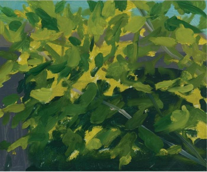 Alex Katz-Trees-1997