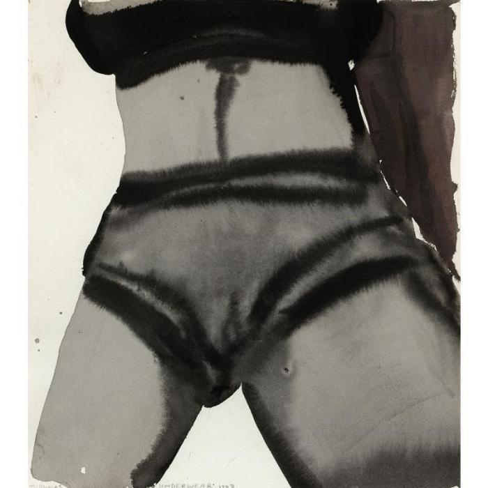 Marlene Dumas-Underwear-1993