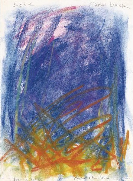 Joan Mitchell-Love Come Back-1977