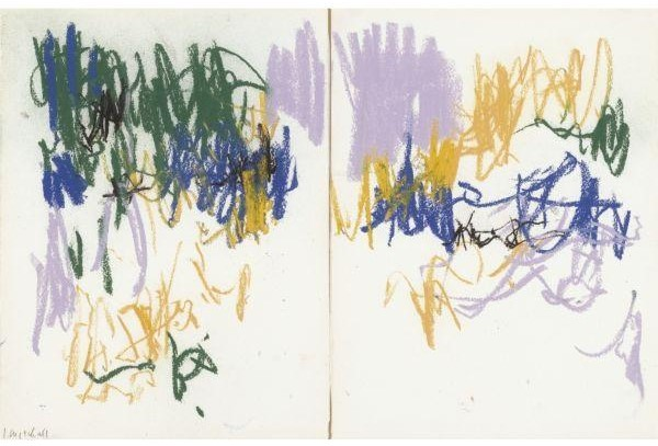 Joan Mitchell-Untitled-1977