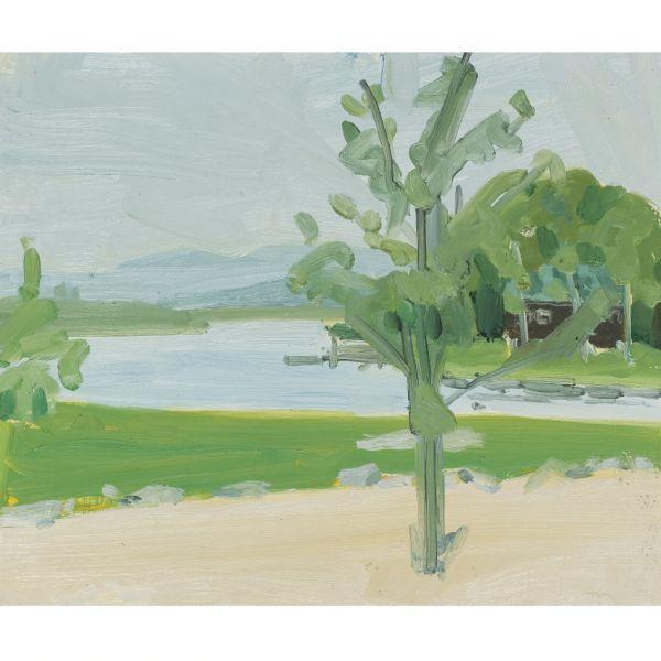 Alex Katz-The Tree-1965