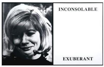 John Baldessari-Prima Facie (Third State): Inconsolable/ Exuberant-2005
