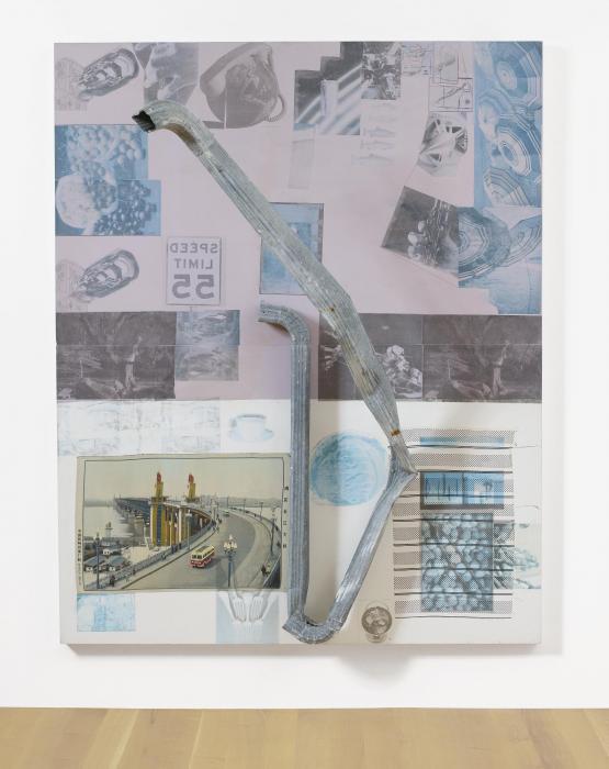 Robert Rauschenberg-Robert Rauschenberg - Cycloid (Spread)-1982