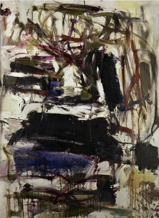 Joan Mitchell-Looking for a Hell-1959