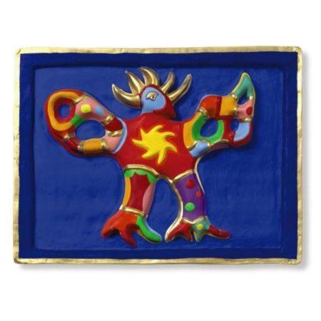 Niki de Saint Phalle-The Sun-1984