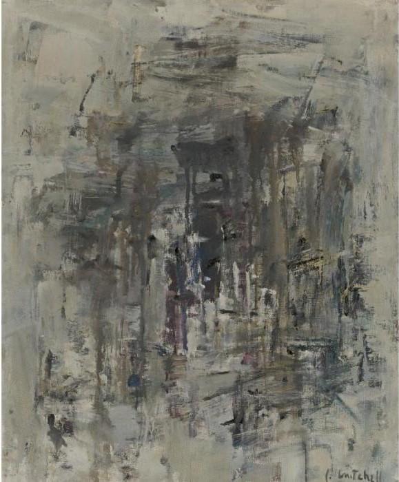 Joan Mitchell-Untitled-1953