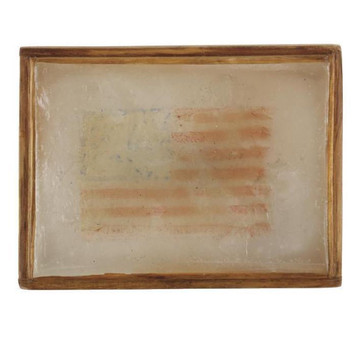 Jasper Johns-Flag-1958