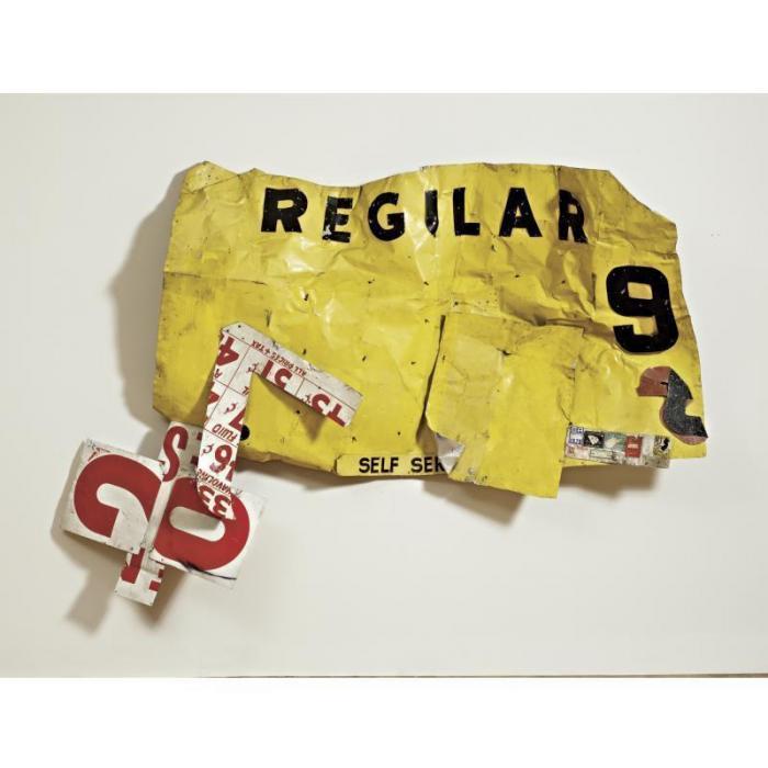 Robert Rauschenberg-Robert Rauschenberg - Regilar Diary Glut-1986