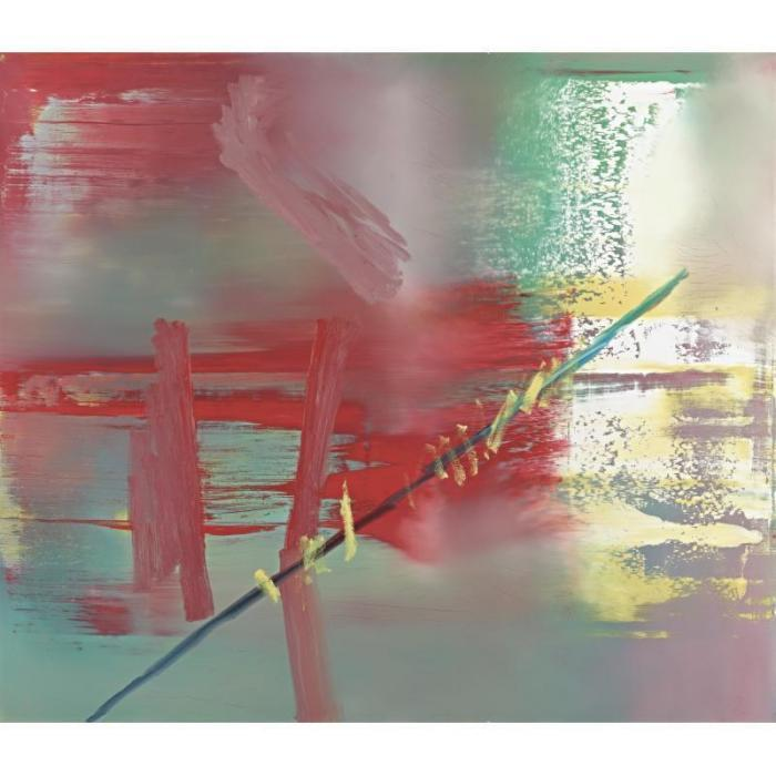 Gerhard Richter-Abstraktes Bild 450-2 (Abstract Painting 450-2)-1979