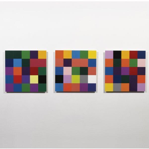 Gerhard Richter-25 Farben-2007
