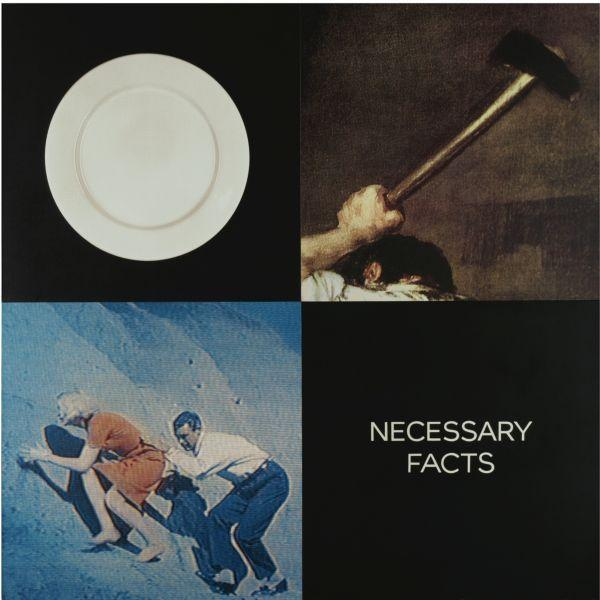 John Baldessari-Tetrad Series: Necessary Facts-1999