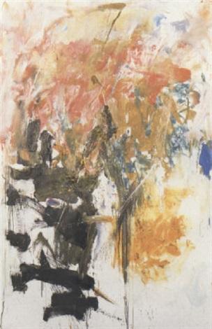 Joan Mitchell-Rhubarb-1962