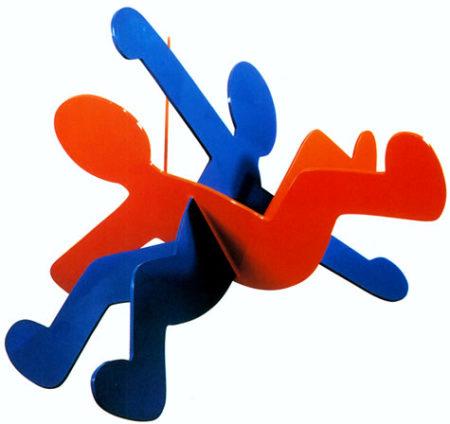 Keith Haring-Keith Haring - Breakers-1987