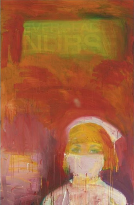 Richard Prince-Everglade Nurse-2003