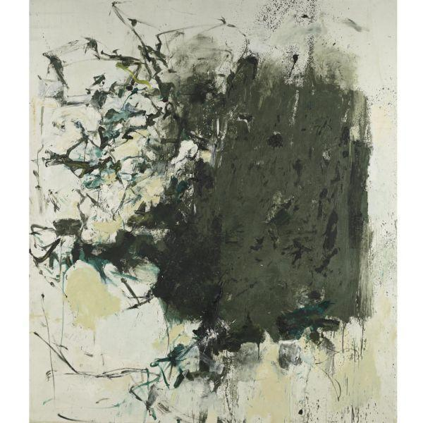 Joan Mitchell-First Cypress-1964