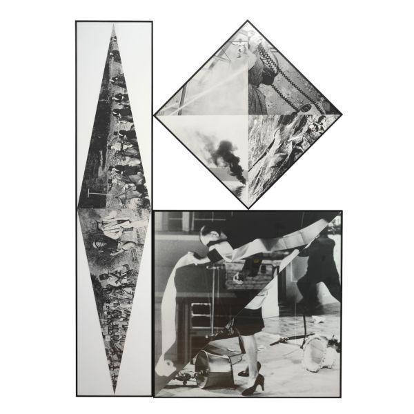 John Baldessari-Life's Balance-1986