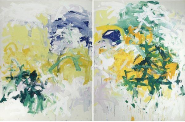 Joan Mitchell-Untitled-1987