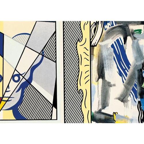 Roy Lichtenstein-Alien-1983