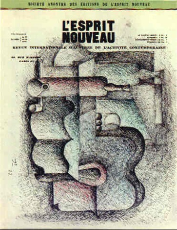 Le Corbusier-Still Life-1922
