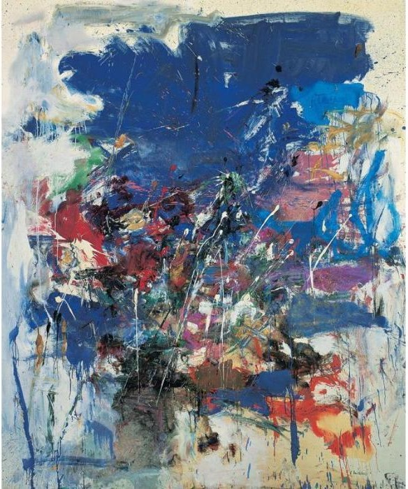 Joan Mitchell-Untitled-1960