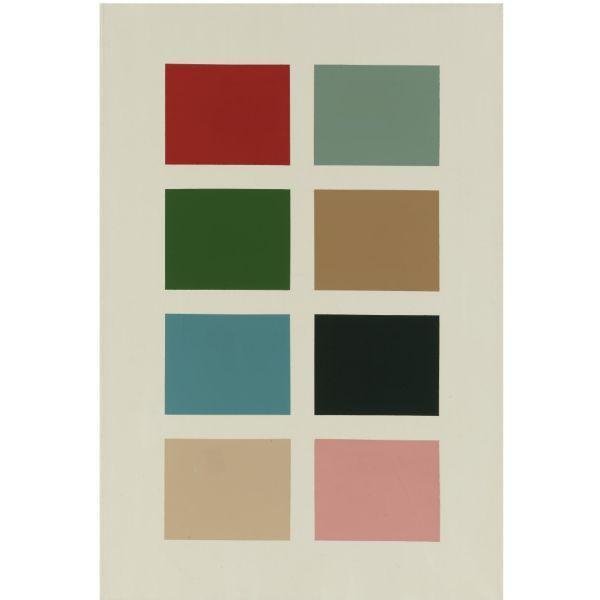 Gerhard Richter-Farbtafel 139-6 (Colour Chart 139-6)-1966