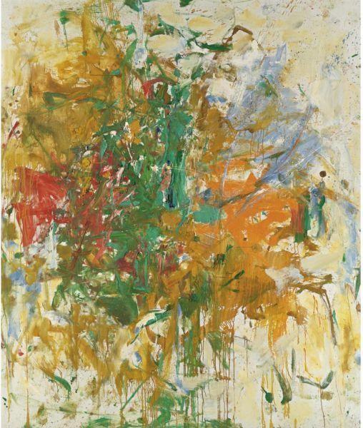 Joan Mitchell-Vera Cruz-1962
