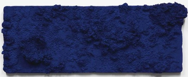 Yves Klein-Accord Bleu (RE 52)-1958