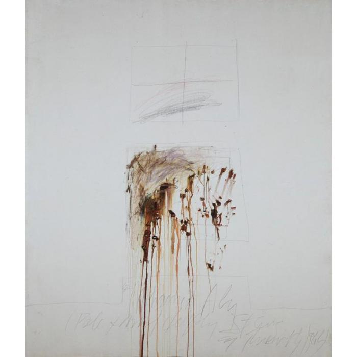 Cy Twombly-Mohammed Ali-1964