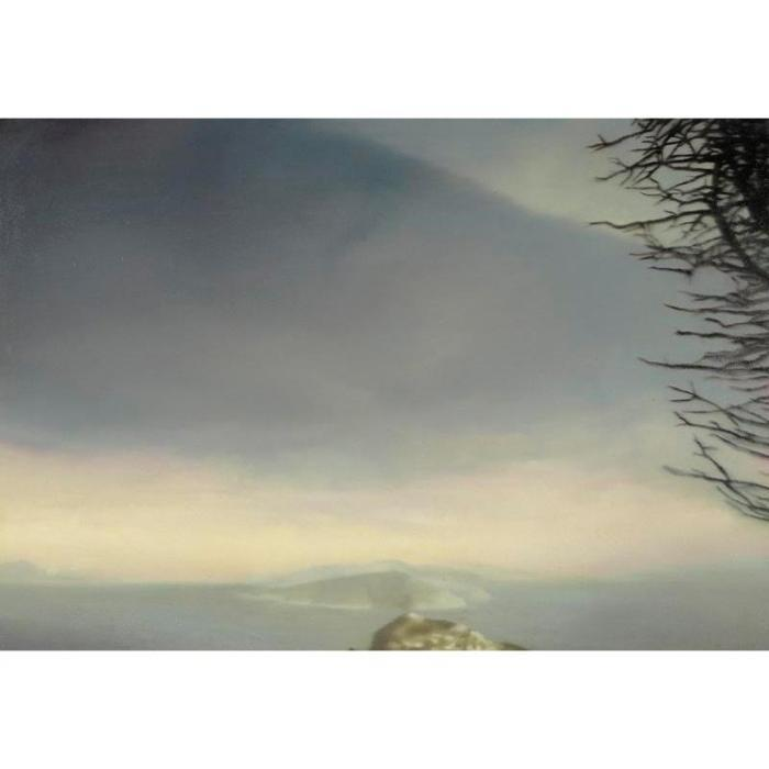 Gerhard Richter-Vesuv 408 (Vesuvius 408)-1976