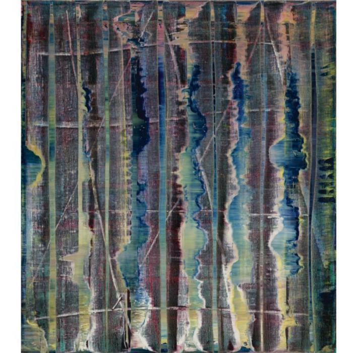 Gerhard Richter-Abstraktes Bild 776-1 (Abstract Painting 776-1)-1992