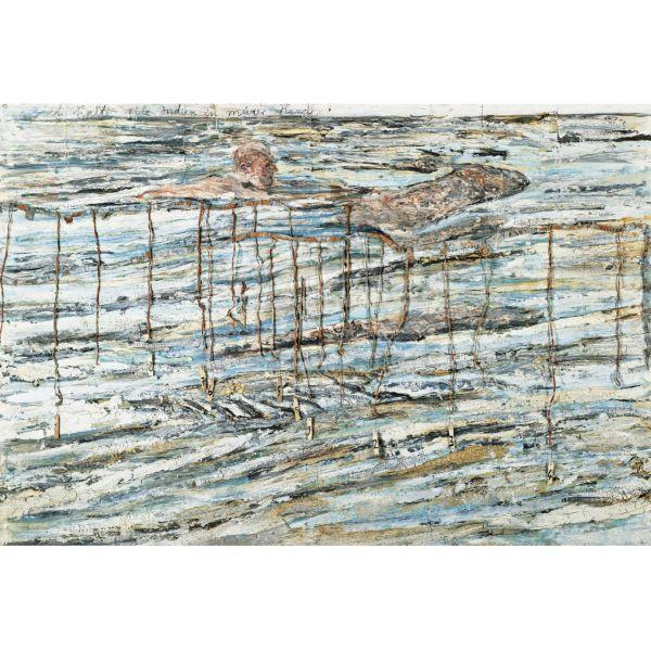 Anselm Kiefer-Ich Halte Alle Indien in Meiner Hand (I Hold All the Indias in My Hand)-2004