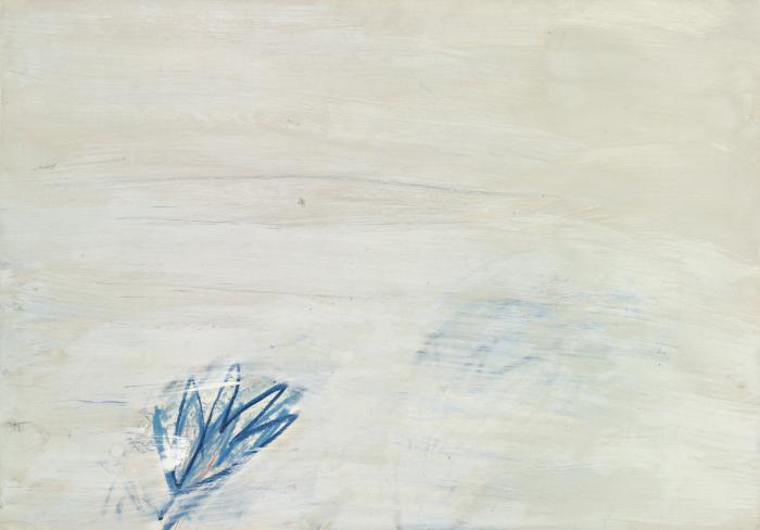 Cy Twombly-Sesostris II-1974