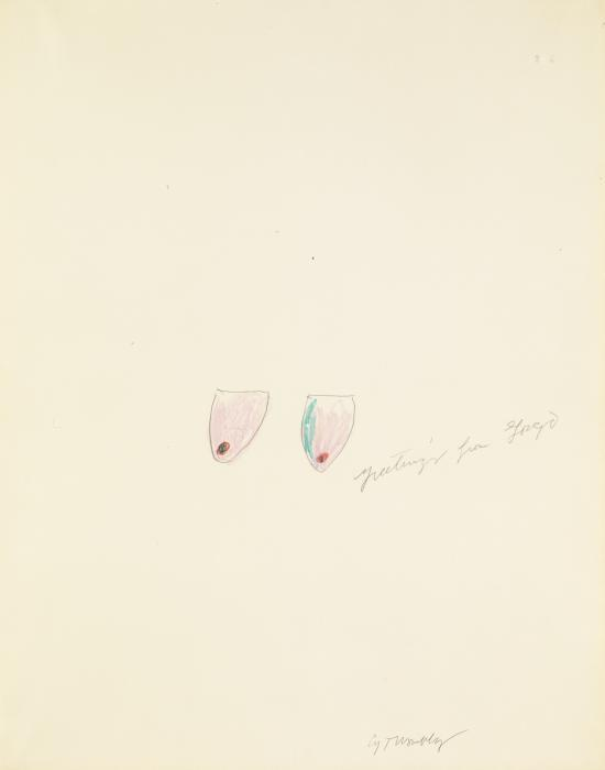 Cy Twombly-Untitled-1966