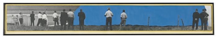 John Baldessari-Blue Hope-1985
