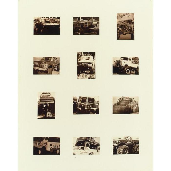 Richard Prince-Monster Truck-1986