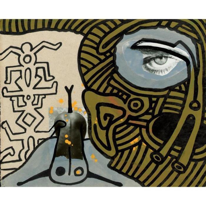 Keith Haring-Keith Haring - Madonna Eye-1989