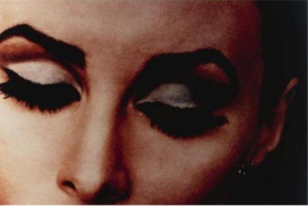 Richard Prince-Woman With Eyelashes-1983