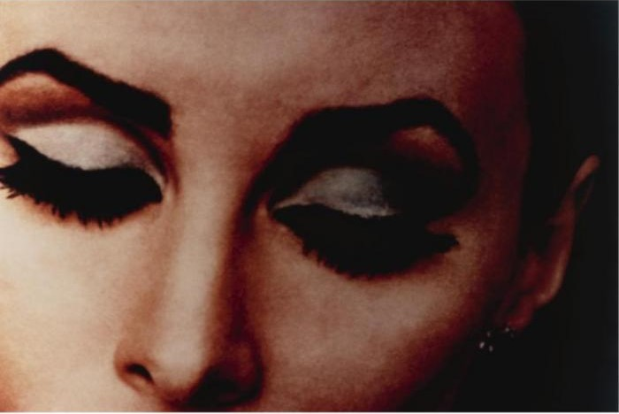 Richard Prince-Woman With Eyelashes-1983