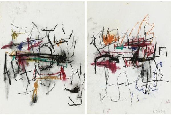 Joan Mitchell-Untitled-1967