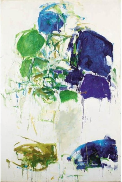 Joan Mitchell-Vetheuil-1968