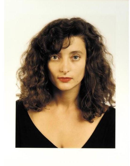 Thomas Ruff-Caroline Keever-1989