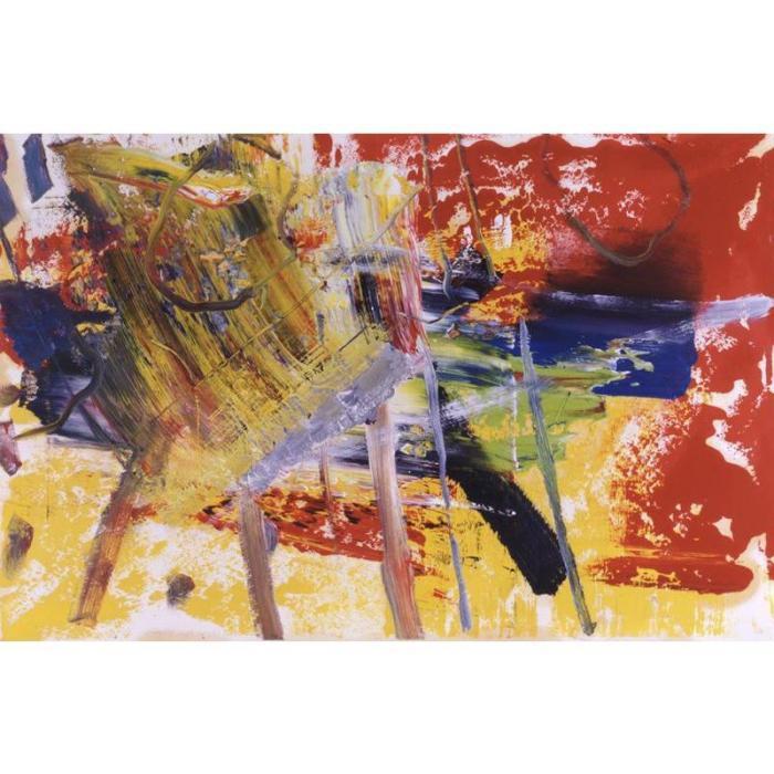 Gerhard Richter-Ohne Titel (23.9.85) / Untitled (23.9.85)-1985