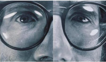 Chuck Close-Self Portrait-1987