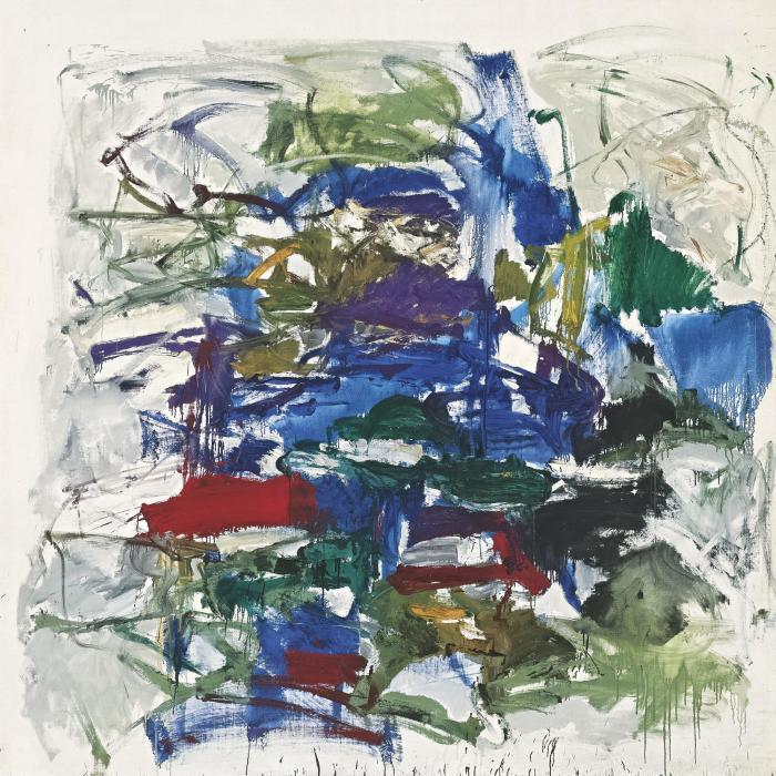 Joan Mitchell-Untitled-1959