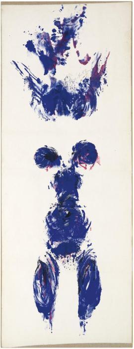 Yves Klein-Ant Su 27-1961