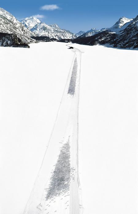 Andreas Gursky-Engadin II-2006