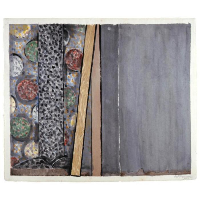 Jasper Johns-Untitled-2007