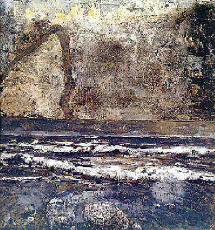 Anselm Kiefer-Midgard-1985