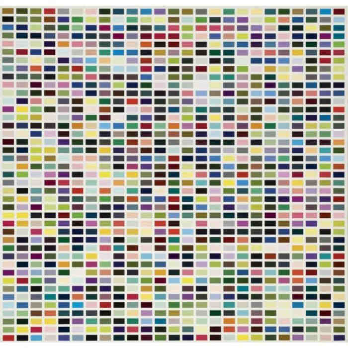 Gerhard Richter-1025 Colours (1025 Farben)-1974