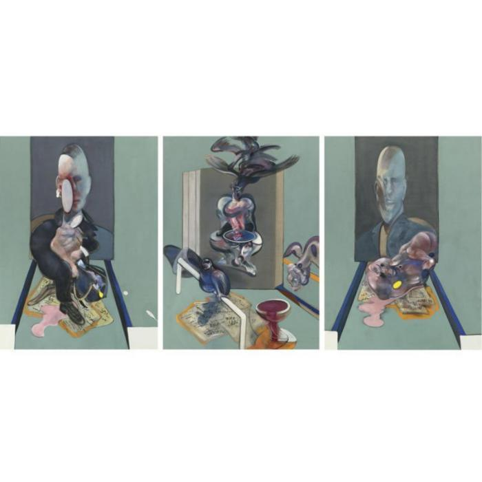 Francis Bacon-Triptych-1976